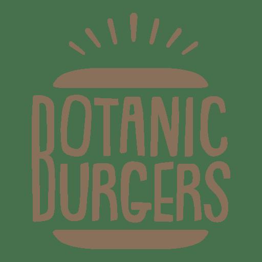 Botanic Burgers