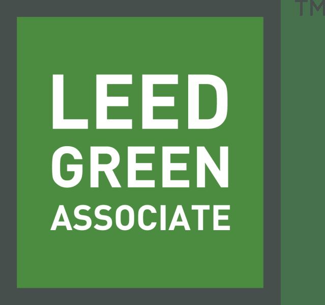 LEED Green Associate #10771547