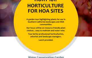 Horticulture for HOA Sites