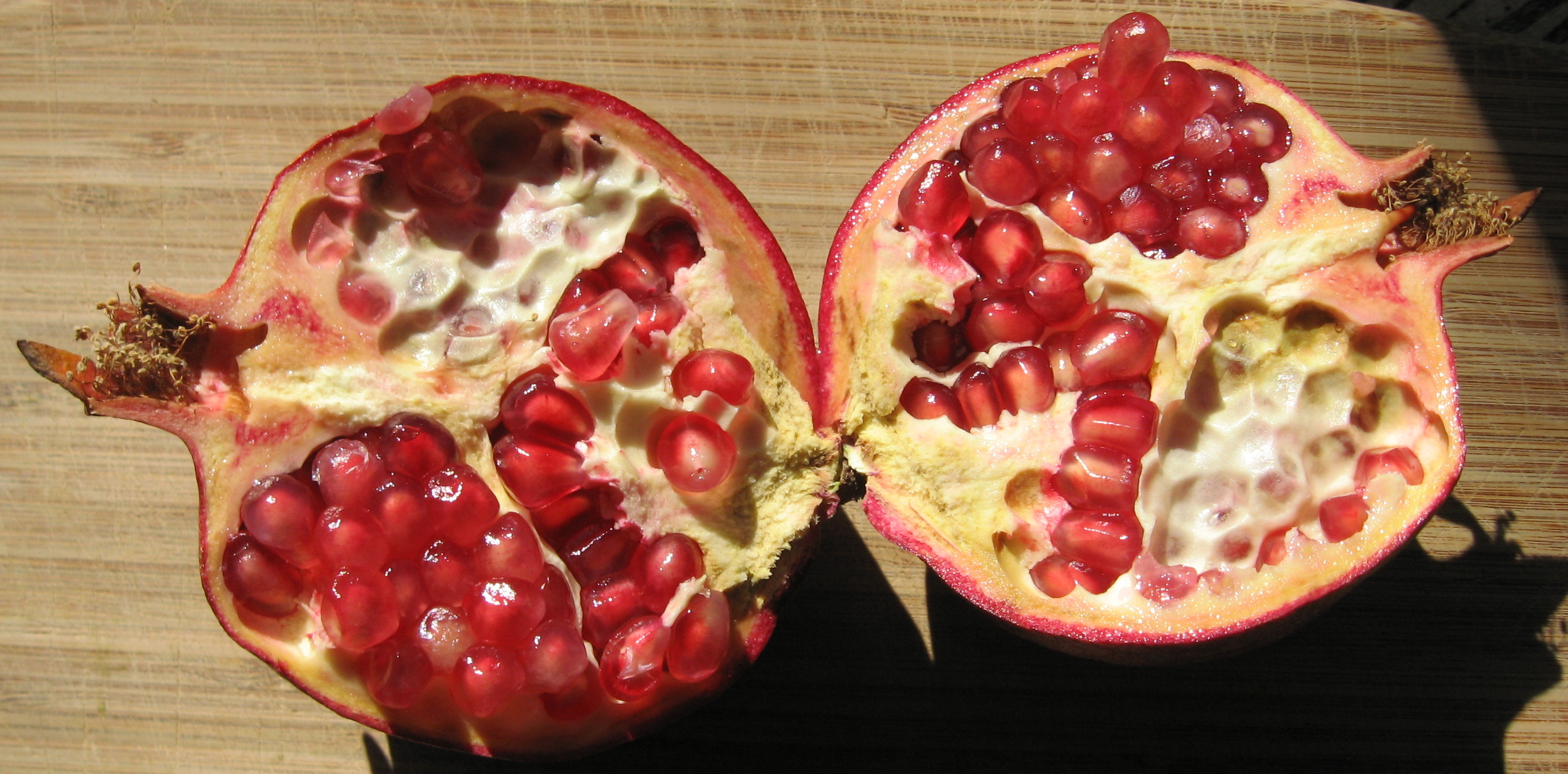 Pomegranates and the art of herbivore attraction  The