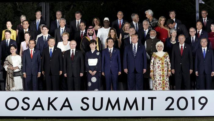 G20峰會開幕 暗流涌動 | 博談網