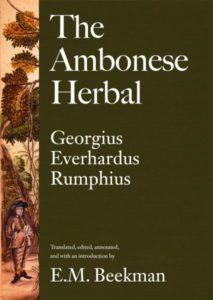 Cover of the Ambonese Herbal