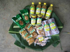 Banana products