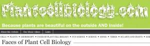 PlantCellBiology.com banner