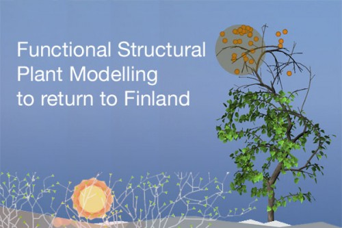 Functional Structural Plant Modelling image