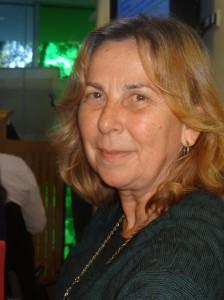 Chair of the Saffronomics Action Professor Maria Tsimidou
