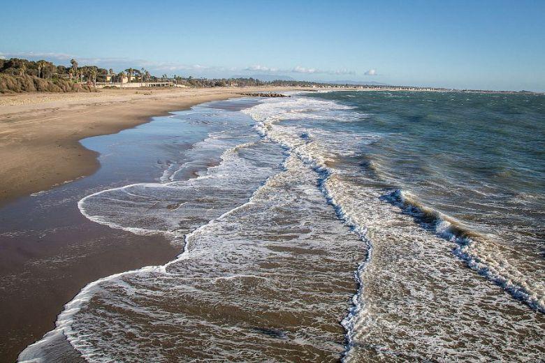 Ventura Beach.
