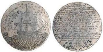 image of charlotte medal
