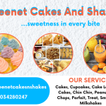 ADS: QUEENET CAKES N SHAKES