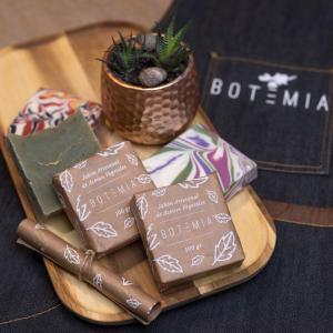 packaging Jabones BOTEMIA