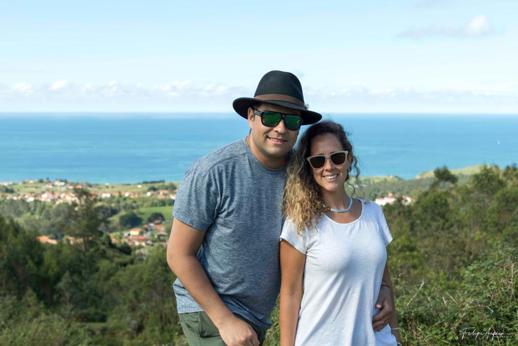 Monica y Felipe
