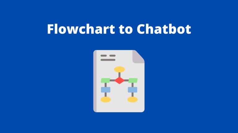 Flowchart to Chatbot