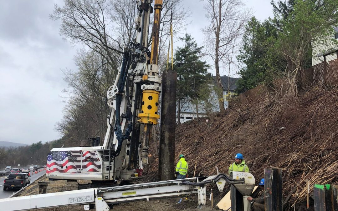 D264287- Pedestrian/Bike Path Construction in the Town of Vestal & The City of Binghamton