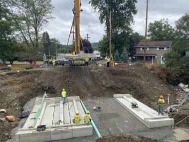 IMG 0195 scaled - LD035498  Washington Dr. Bridge Over Fuller Hollow Creek Additional Reconstruction