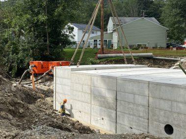 IMG 0207 scaled - LD035498  Washington Dr. Bridge Over Fuller Hollow Creek Additional Reconstruction