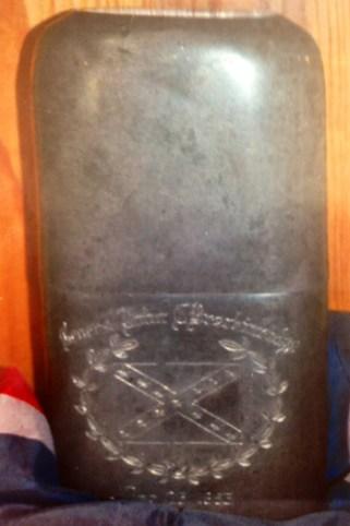 Confederate Flask