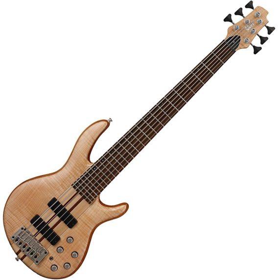 Cort Artisan A5 Plus FMMH Open Pore Natural Bass Guitar