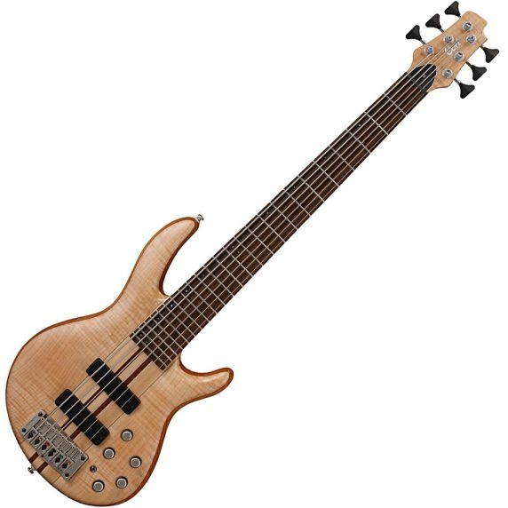 Cort Artisan A5 Plus FMMH Open Pore Natural Bass Guitar