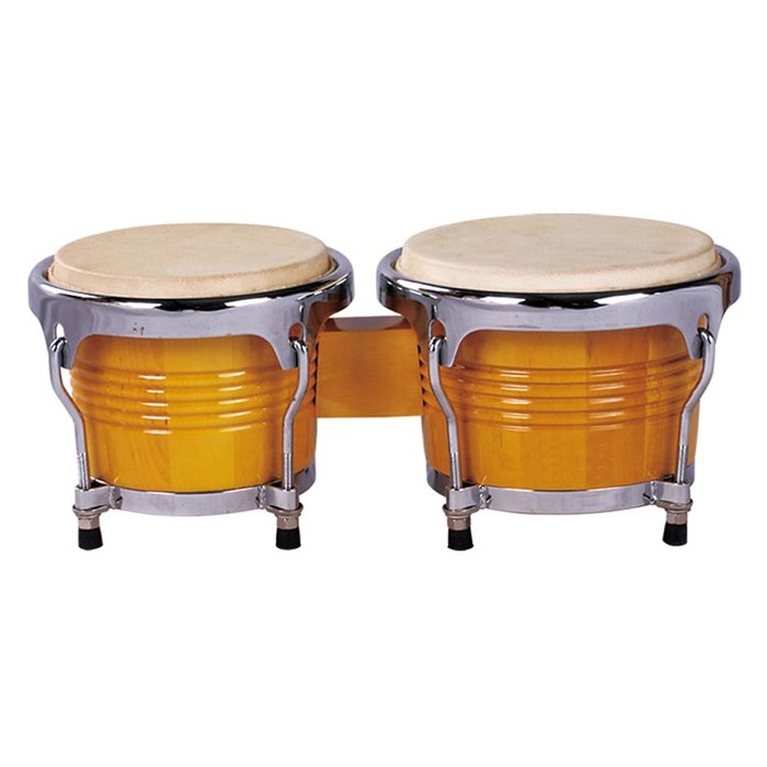 Bergen 7 and 8.5 inch bongo drums