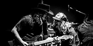 Blues Meets Rock