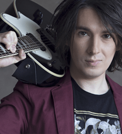 Guitar and Songwriting Workshop by Rowan Stuart
