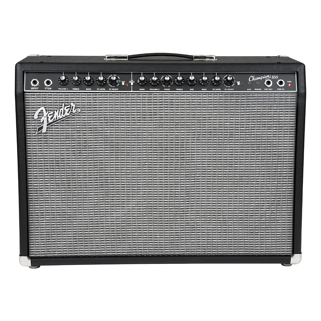 8dda3a21c69 Fender CHAMPION 100 GUITAR AMPLIFIER