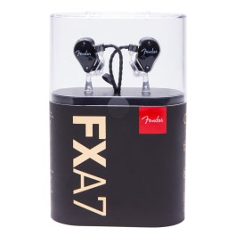 Fender FXA7 PRO IN-EAR MONITORS BLACK