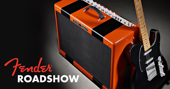 Fender Roadshow 2018