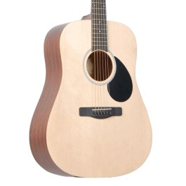 Greg Bennett GD-50T OPN ACOUSTIC GUITAR WITH BUILT-IN TUNER