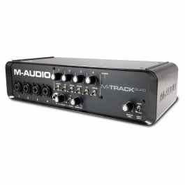 M-Audio M TRACK QUAD USB AUDIO INTERFACE