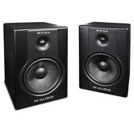 M-Audio BX8A DELUXE ACTIVE STUDIO MONITORS