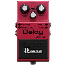 Boss DM-2W DELAY EFFECTS PEDAL