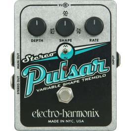 Electro-Harmonix STEREO PULSAR TREMOLO EFFECTS PEDAL