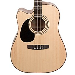 Cort AD880CE LEFT HAND ACOUSTIC-ELECTRIC GUITAR
