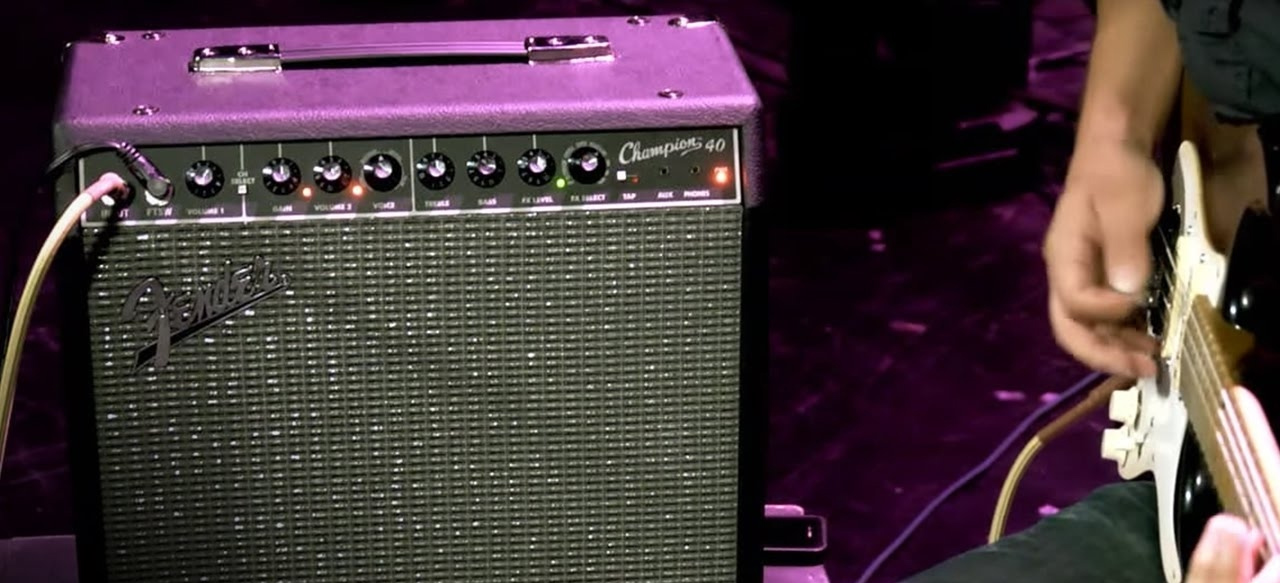 Fender Champion Amplifiers: Find Your Champion