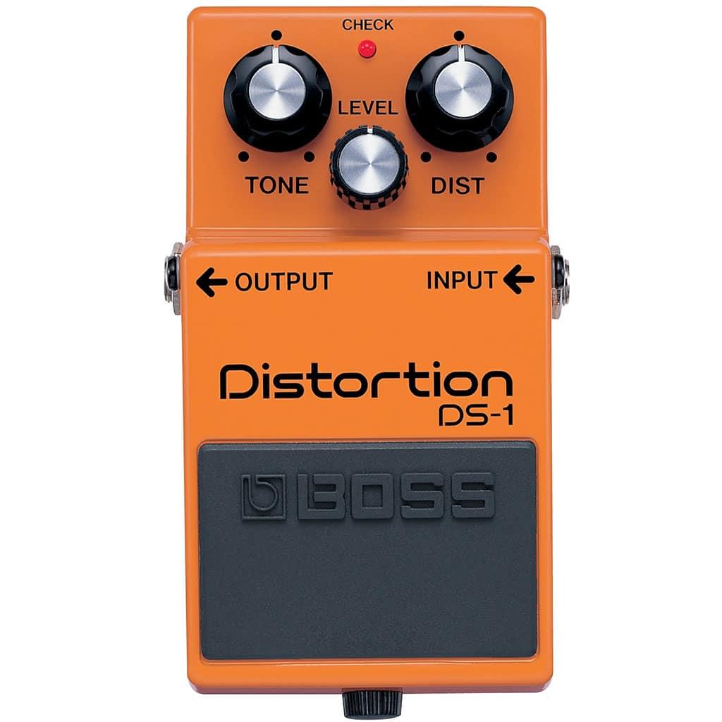 d8cf85fb3618e BOSS DS-1 DISTORTION PEDAL