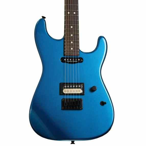 Charvel PRO-MOD SAN DIMAS 1HS CADDY APPLE BLUE ELECTRIC GUITAR body
