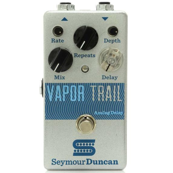 Seymour Duncan VAPOR TRAIL ANALOG DELAY EFFECTS PEDAL