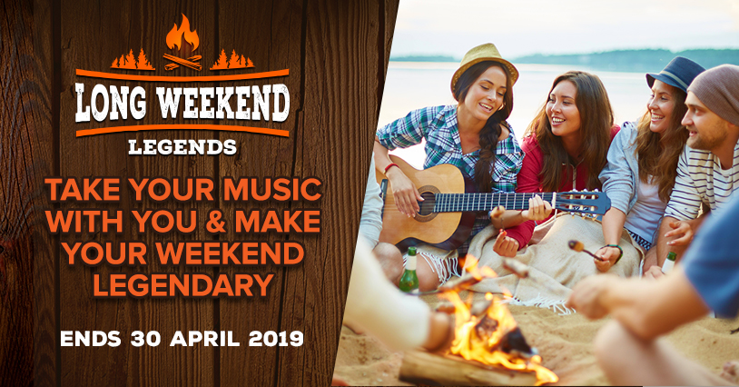 Long Weekend Legends 2019