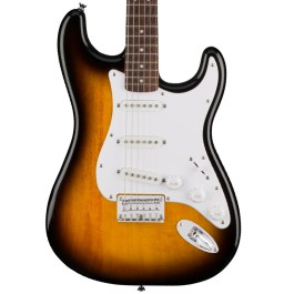 Squier SQUIER BULLET  STRAT HT ELECTRIC GUITAR Laurel Fretboard  Brown Sunburst