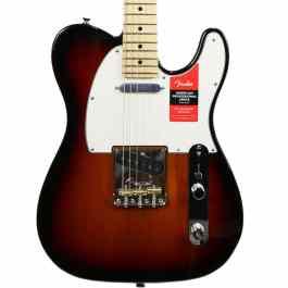 Fender AMERICAN PROFESSIONAL TELECASTER® Maple Neck 3-Tone Sunburst