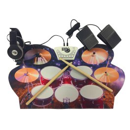 Rock And Roll It  DRUM LIVE Electronic Drums