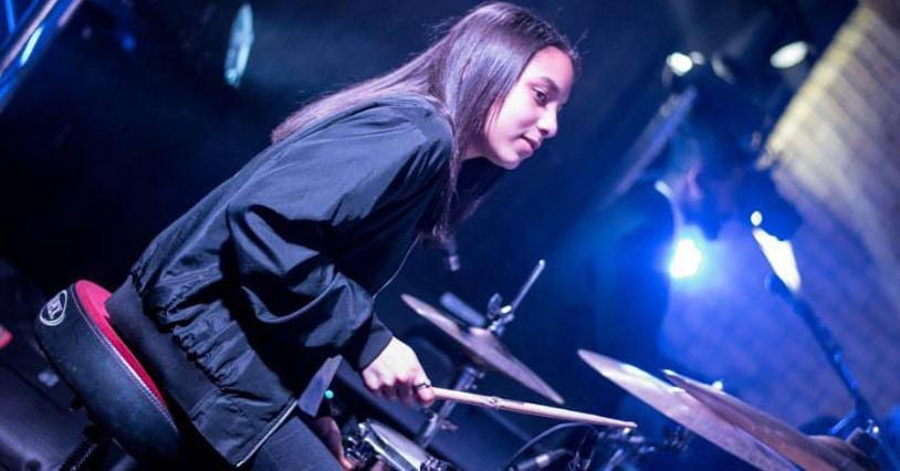 Carla Williams Drums