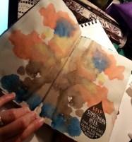 Colorful Rorschach