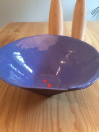 'Fold' Bowl, made by hand in South Africa, $165