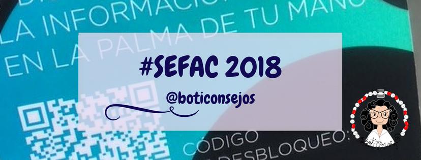 Resumen congreso SEFAC 2018
