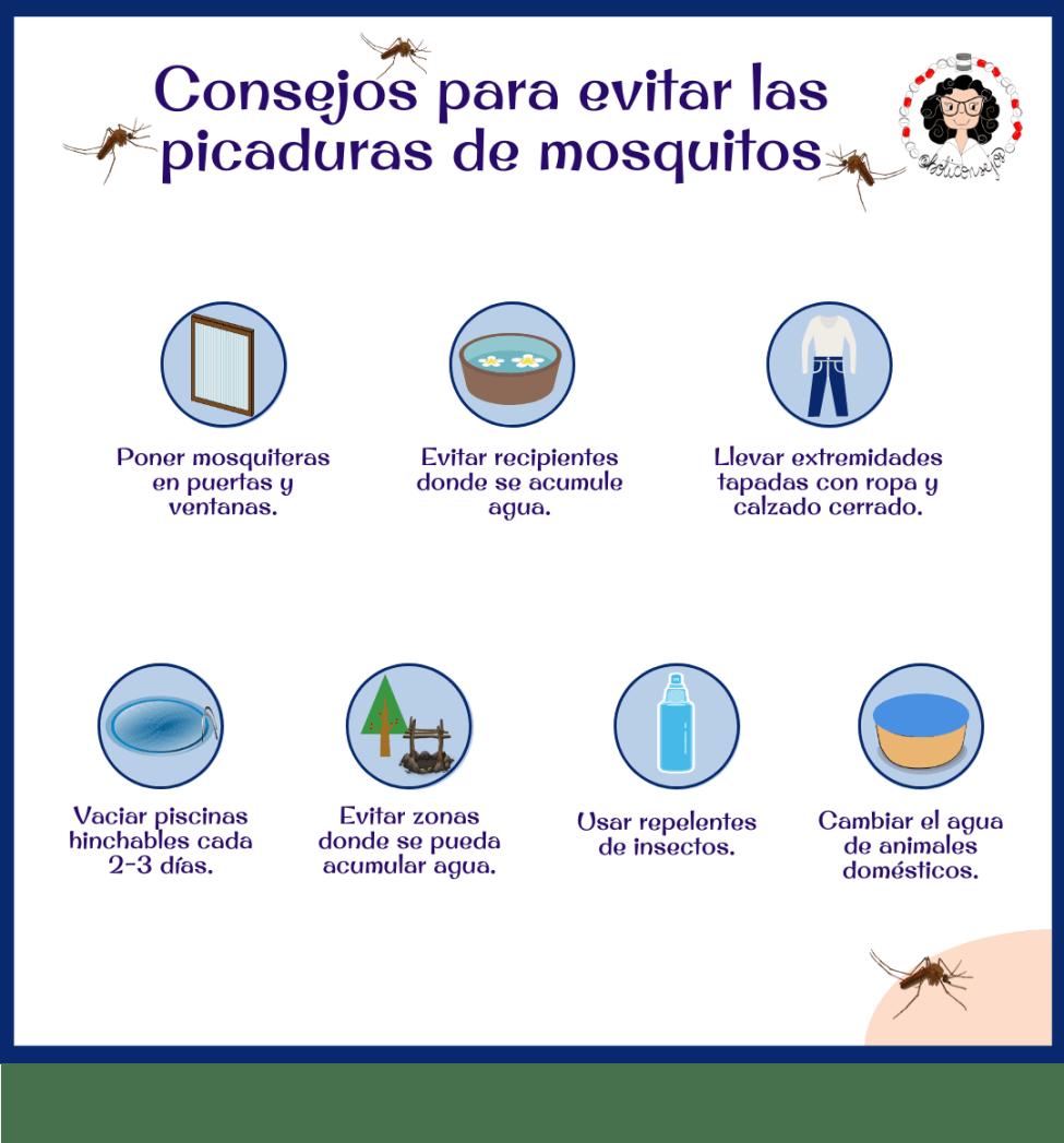 consejos mosquitos