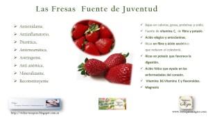 Fresas Botiquin magico terapias naturales