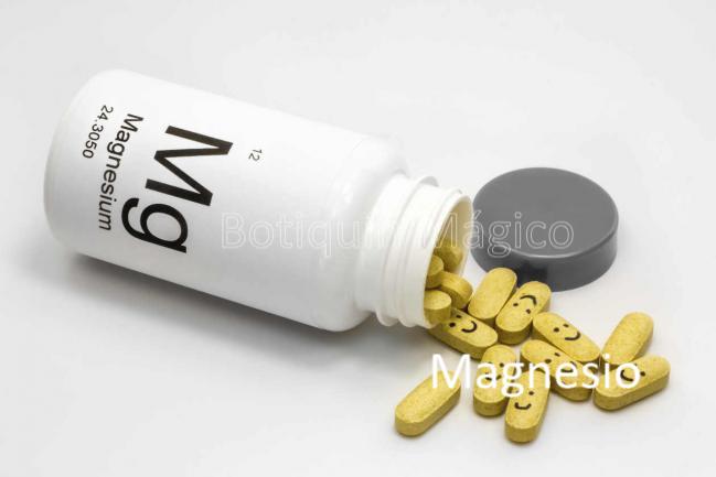 Tipos de Magnesio