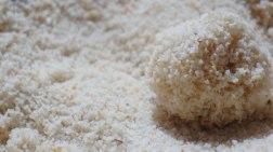 Sand clump